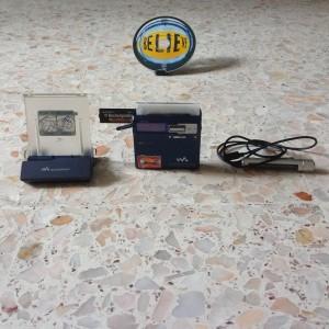 wts sony minidisc recorder player mz-n1