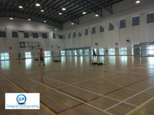 best badminton court singapore sg review