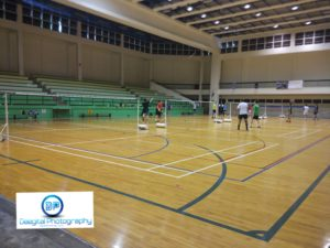 best badminton court singapore sg review delta sports hall