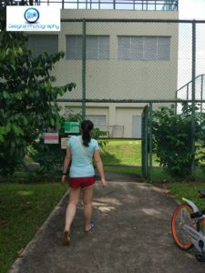 best badminton court singapore sg review peirce secondary school