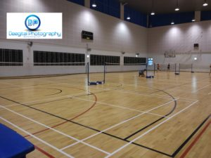best badminton court singapore sg review yishun primary school